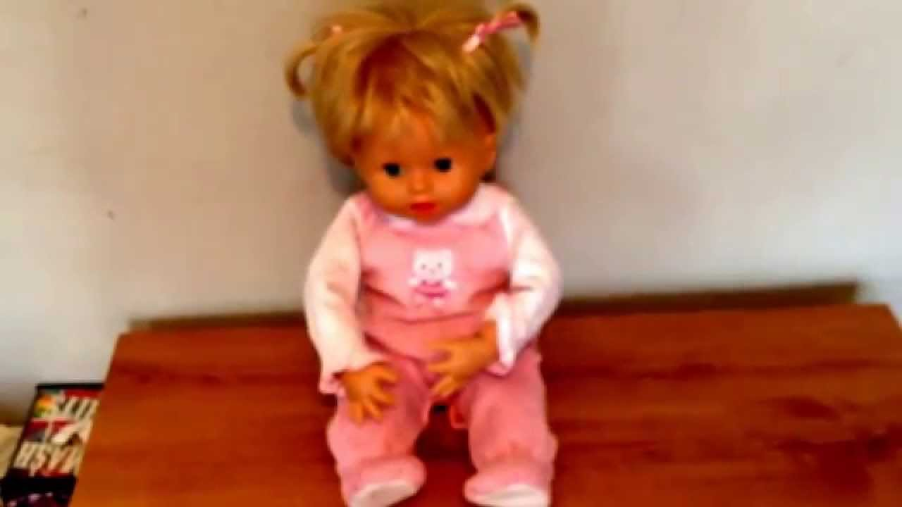2006 Fisher Price Little Mommy Doll Talks Amp Moves Youtube