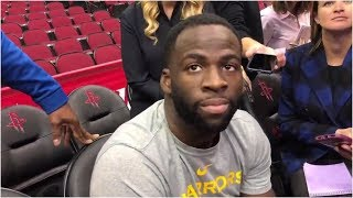 "Video Draymond Green on his incident with Kevin Durant: ""I'm not gonna change who I am"" download MP3, 3GP, MP4, WEBM, AVI, FLV November 2018"