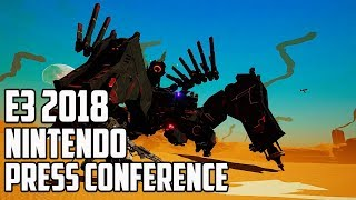 E3 2018 | Nintendo Press Conference (First Impressions)