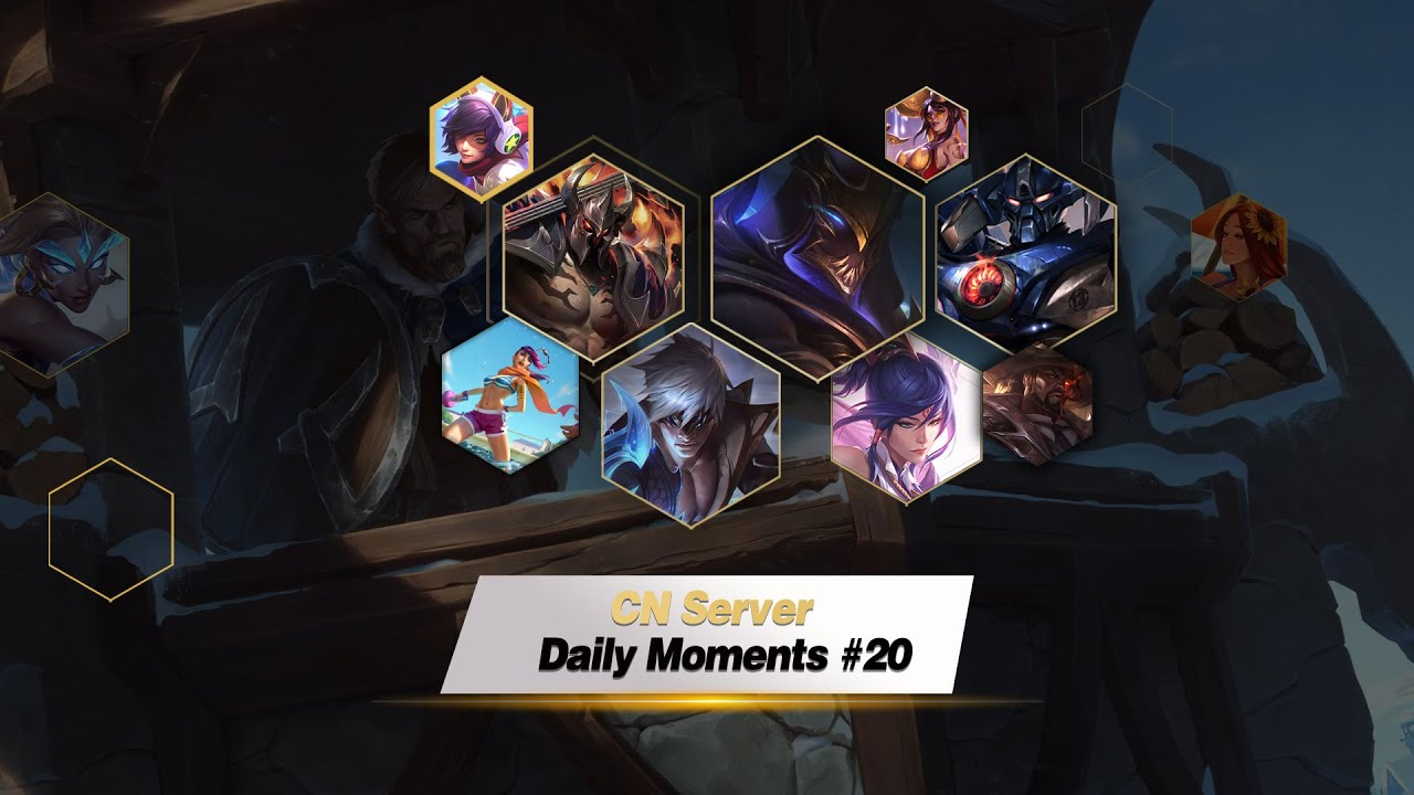Download CN Server Daily Moments Ep 20