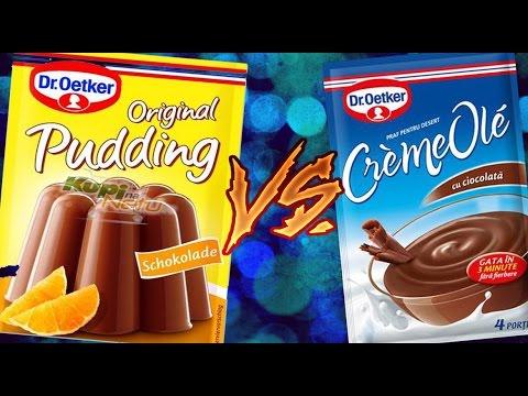 Original Pudding VS Creme Ole!!!