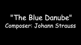 The Blue Danube - Johann Strauss Waltz - Birds