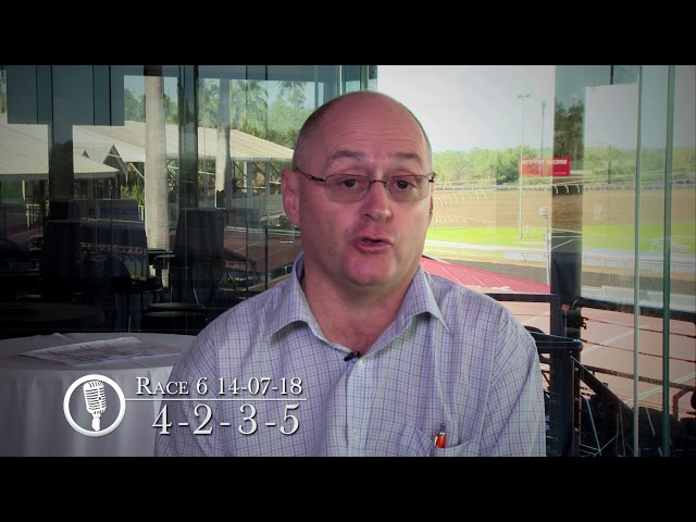 Top End Track Talk | Race Meet 14th July 2018