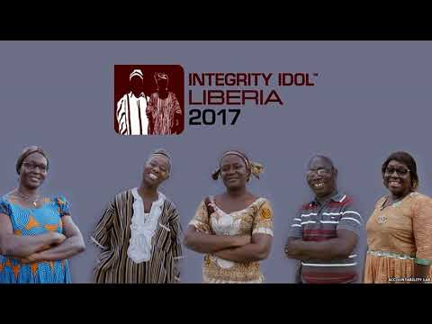 News Update Meet one of the nominees in Liberia's hunt for most trustworthy official 03/12/17