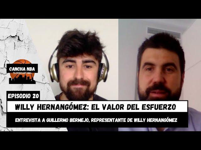 WILLY HERNANGÓMEZ: EL VALOR DEL ESFUERZO (ENTREVISTA A GUILLERMO BERMEJO)