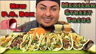 NEW P.O. Box | Mexican Street Tacos