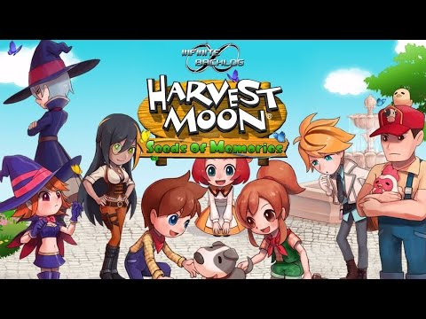 Make Harvest Moon: Seeds of Memories Review Pics