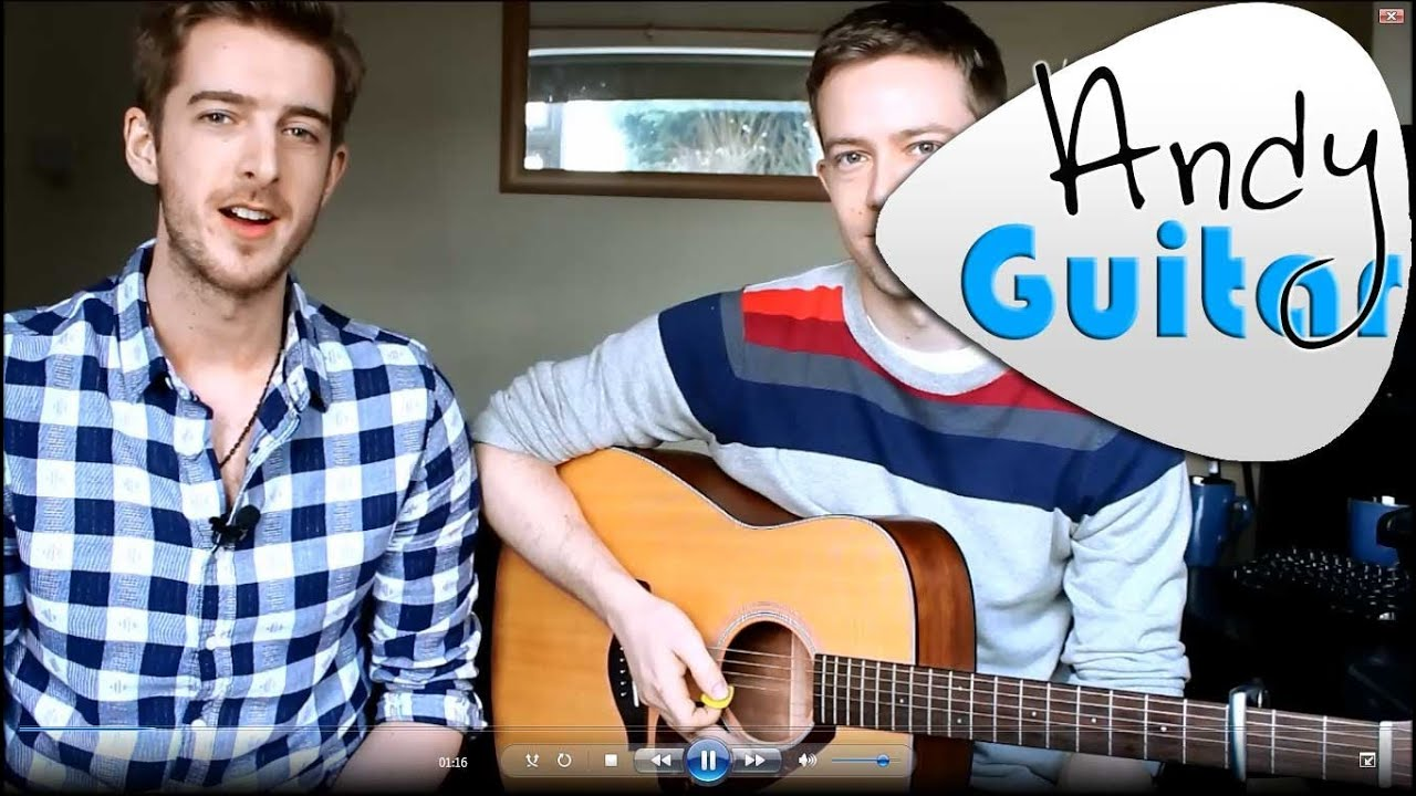 'Story Of My Life' One Direction guitar chords (How to ...