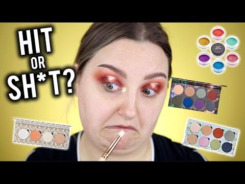 HIT OR SH*T?! | FIRST IMPRESSIONS TESTING OUT MAKEUP ADDICTlON COSMETICS!