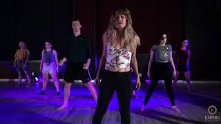 """My Heart Is Full"" by Norah Jones - Lindsey Personett Choreography"