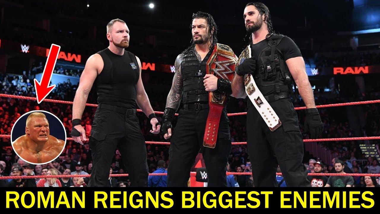 Roman Reigns BIGGEST Enemies Vs Roman Reigns Closed Friends | Full Segment
