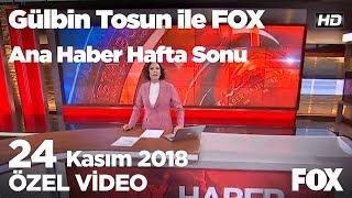 Zeytin üreticisi dertli... 24 Kasım 2018 Gülbin Tosun ile FOX Ana Haber Hafta Sonu
