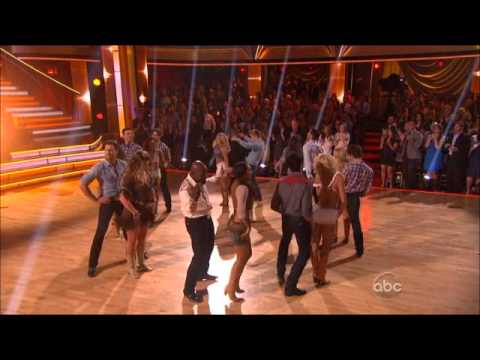 Dancing With The Stars Group Dance Video 4