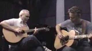 Download Tommy Emmanuel & Michael Johnson - Chet Atkins -  Jerry Reed MP3 song and Music Video
