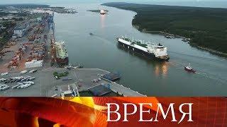 В Германии и Австрии граждане поддерживают строительство нового газопровода из России.