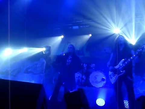 Helloween - Wanna be god / Nabataea - Sala Santana 27 - 2013