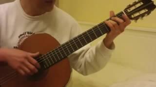 Hướng Dẫn Guitar Solo Đoạn Dạo Đầu Intro  Bài  NHỎ ƠI
