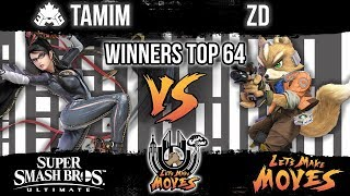 Tamim vs ZD - Let's Make Moves - Ultimate Winners Round of 64