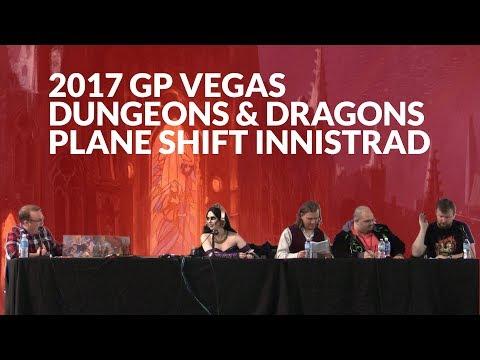 Dungeons & Dragons Innistrad - 2017 Grand Prix Las Vegas