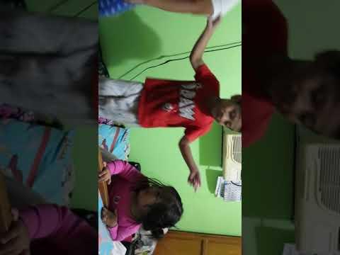 #Ejsantisophia Dancing in our Room