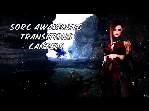 Sorceress Awakening Transitions & Cancels : blackdesertonline