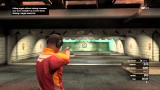 GTA5 Shooting Range Global Ranking No.6!!!