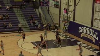 Women's Basketball vs University Alberta-Augstana