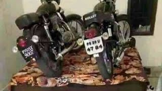 Best of 2018  TOP10 FULL MODIFIED ROYAL ENFIELD BULLET  AMAZING MODIFICATION