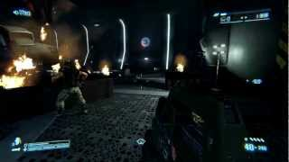 Aliens: Colonial Marines PC Gameplay HD 7850 2GB (FULL HD)