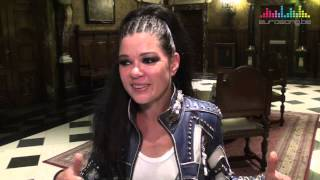Ruslana about gay rights (World Out Games 2013 Antwerp)
