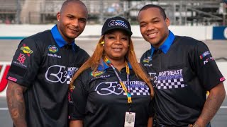 African-American single mom is first black woman to own NASCAR team