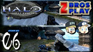 ZBros Play Halo Combat Evolved (Xbox One)! Episode 6