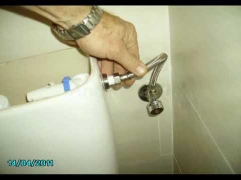 C mo instalar un inodoro o wc paso a paso youtube for Wc sin instalacion