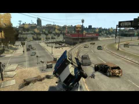 Gta iv Crash Compilation #3