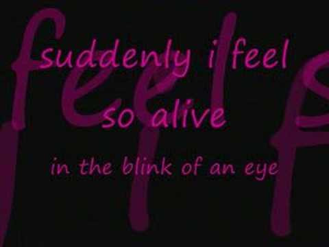 ashley tisdale-suddenly lyrics vid
