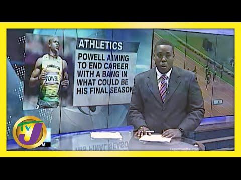 2021 Could be Jamaica's Asafa Powell's Final Season   TVJ Sports