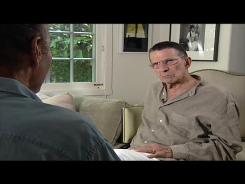 From The Archives: Leonard Nimoy On