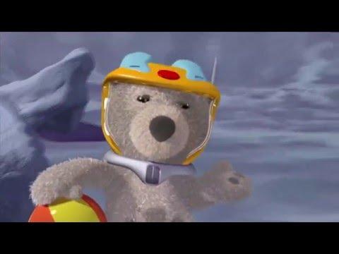 Little Charlie Bear - Teddy For Blast off!