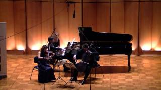 Mendelssohn - Piano Trio No 1 in D Minor, Op 49 (2. Andante con moto tranquillo)