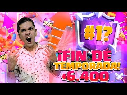 RUBEN TEAMQUESO, POMPEYO, ROYAL ULTIMO DIA DE TEMPORADA!!