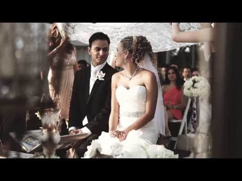 Persian-American Wedding Highlights