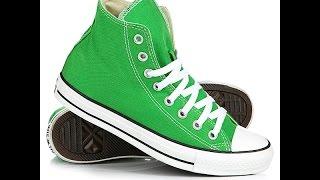 63848e6bf6c6 Кеды Converse Chuck Taylor All Star Green купить в интернет магазине 👍