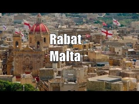 Amazing Malta/Trip in Rabat/Travel Guide