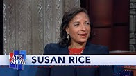 "Susan Rice: Pulling U.S. Troops From Northern Syria Is ""Bat**** Crazy"""