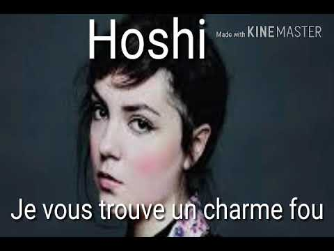 Hoshi - Je Vous Trouve Un Charme Fou (audio)