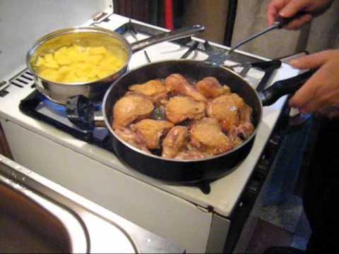 Serpenyőbe-sütőbe sült húsok
