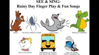 Rainy Day Finger Play & Fun Songs full stereo soundtrack