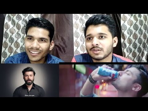 Indian Reaction On Fawad Khans Pepsi Advertisement 2018.
