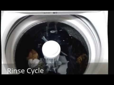 Admiral Whirlpool Maytag Washer Repair Not Comple