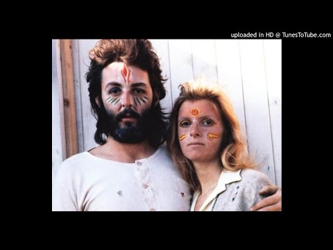 Linda McCartney Backing Vocals (with Paul)  -